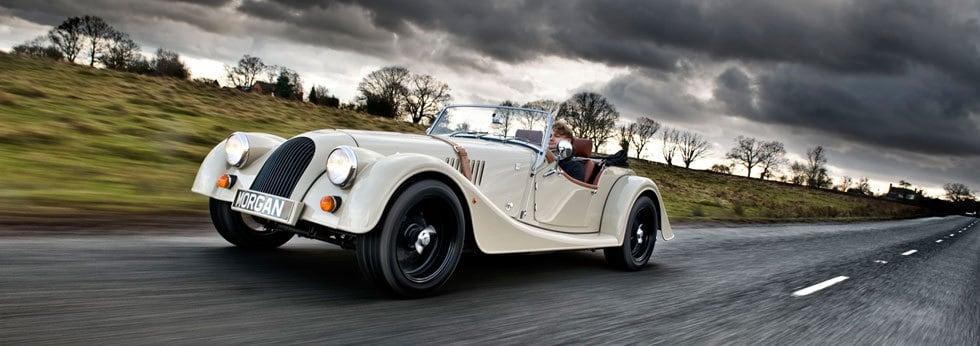 Morgan Motor car, source: morgan-motor.co.uk